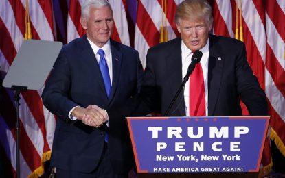 Тръмп обеща да обедини американците