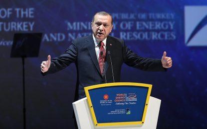 Турция откри 158 електроцентрали за един ден