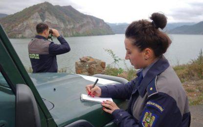 Румънски граничари хванаха мигранти на границата с България