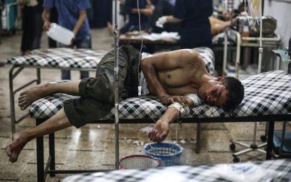 Страданието на сирийците не трогва Европа