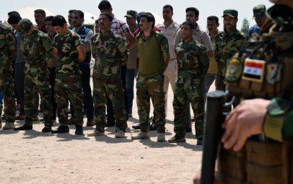"""Сунитите в Ирак искат федерация след """"Ислямска държава"""""""