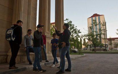 Сух режим в Чечения