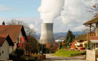 Швейцария няма да затваря АЕЦ