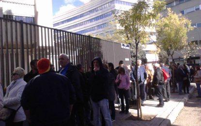 Огромни опашки за вота и часове чакане в цяла Европа и Турция