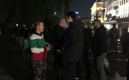 МВР пази (от) шествия на националисти