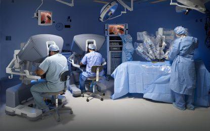 Бъдещето на хирургията е в ръцете на роботите