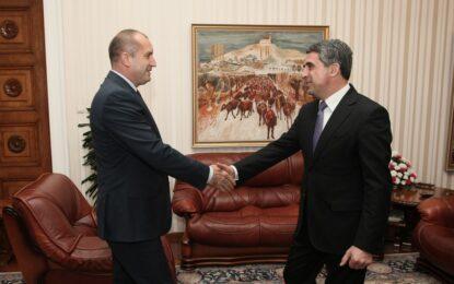Новият служебен кабинет ще е на Плевнелиев и Радев