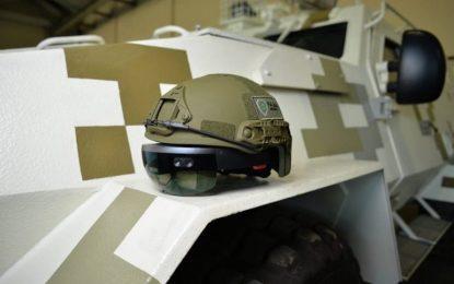 Украинци направиха очила за управление на танкове