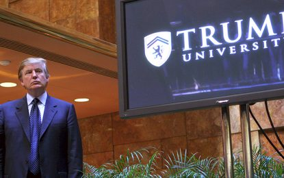 Тръмп вина не признава, но пара дава