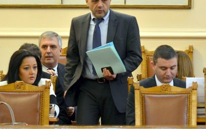 Горанов и Павлова разубедили Борисов от оставка