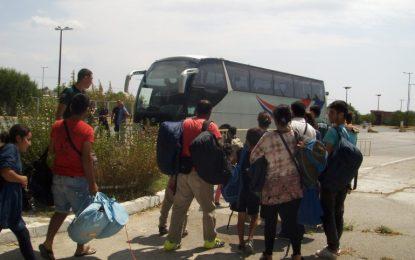 Рекорден брой мигранти напуснали България за седмица