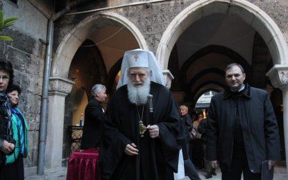Българският патриарх подкрепи европейска инициатива срещу гей браковете