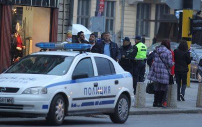 Цялата полиция в София на крак за празниците