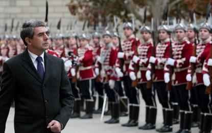 """Плевнелиев вярва, че ще е полезен на """"Обединена Европа"""""""