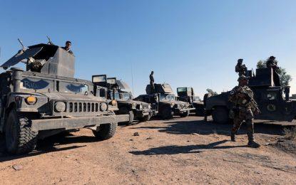 Иракската армия с пробив в ново предградие на Мосул