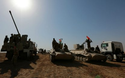 Иракски Кюрдистан иска помощ от Русия срещу джихадистите