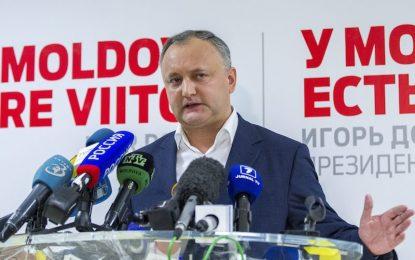 Молдова завива към Евразия с нов проруски президент