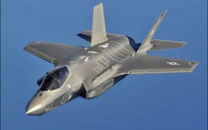 Турският министър на отбраната потвърди за два F-35 през 2018 г.