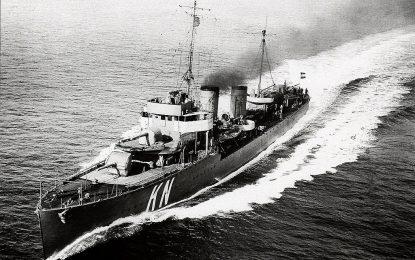 Холандия издирва три кораба, потопени през Втората световна война