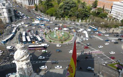 Мадрид ограничава автомобилите в центъра си