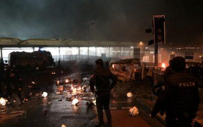 Взривове в Истанбул, поне 15 жертви