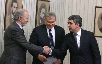 Реформаторският блок взе мандата за кабинет