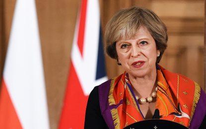Британският парламент пое курс към Brexit през март