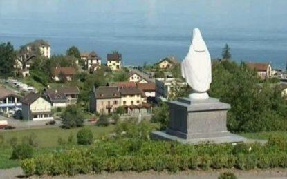 Съдът нареди на френски град да премахне статуя на Дева Мария