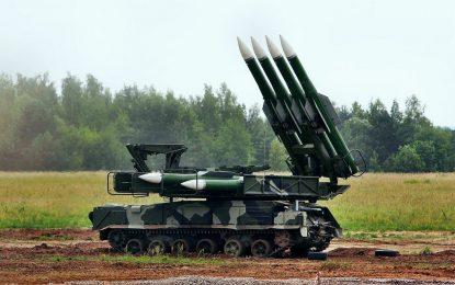 Украйна тества ракети на километри от Крим