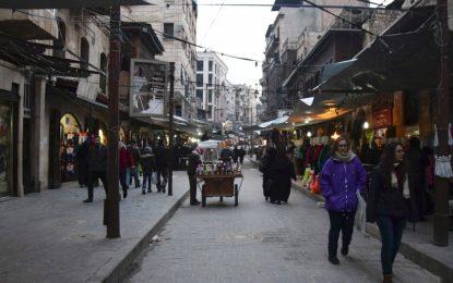 Огънят спря в Западна Сирия, на север продължава