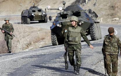 Турция обяви за най-големите си загуби в Сирия