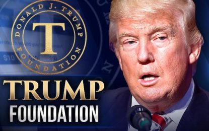 Тръмп закрива фондацията си заради съмнения за злоупотреби