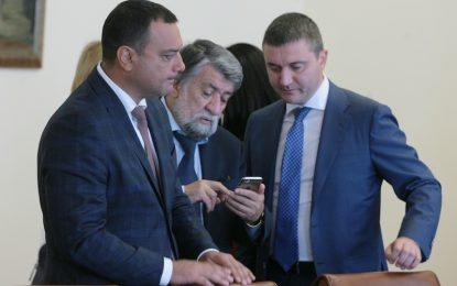 "Горанов и Рашидов се разминаха за кабинет ""Борисов 3"""