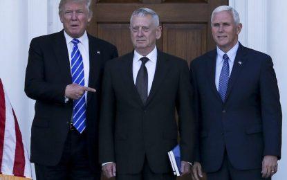 """""""Бясно куче"""" ще ръководи отбраната на САЩ"""