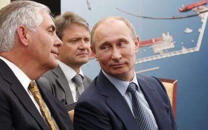 Тръмп избра шеф на петролен гигант за първи дипломат на САЩ