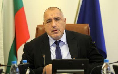 Борисов: Не се подвеждайте по лъжите на новоизлюпени политици
