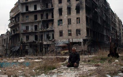 Евакуацията на Алепо засега върви