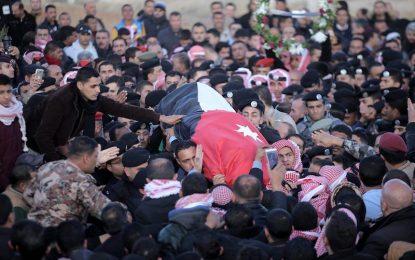 """""""Ислямска държава"""" си приписа атентат в Йордания"""