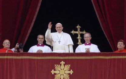 Папата призова за край на войната в Сирия