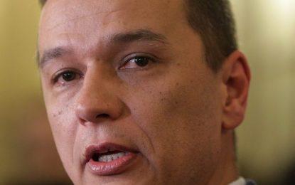 Човекът, който се дърпаше за министър, става премиер на Румъния