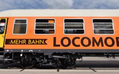 Ти кажи кой да кара влака! В Германия го направиха