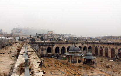 Дронове бдят за военни престъпления в Алепо