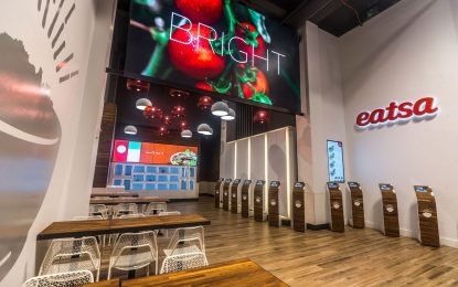 Нова верига автоматизира бързото хранене в САЩ