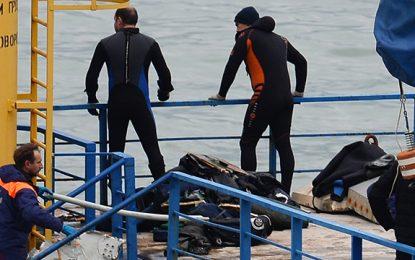Три версии за катастрофата на Ту-154 в Черно море