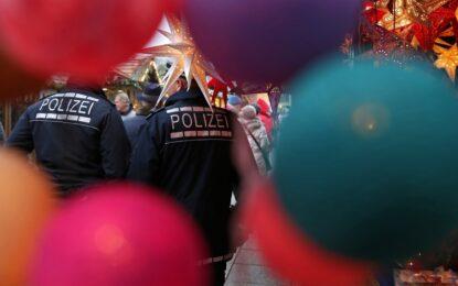Дете опита да взриви бомба на коледен базар в Германия