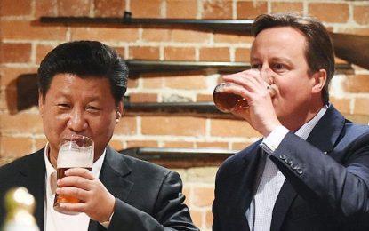 Китайци купиха британски пъб, където пи президентът им