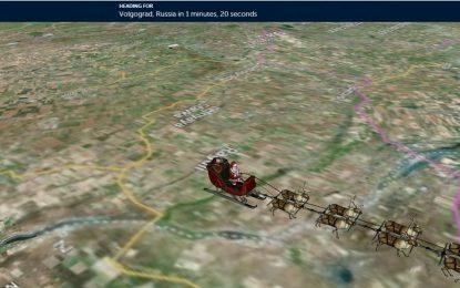 Дядо Коледа пак циркулира из виртуалния свят