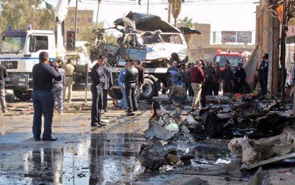 """""""Ислямска държава"""" пое отговорността за взрив в Багдад"""
