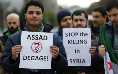 Преговорите за мир в Сирия започват на 23 януари