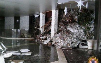 Има оцелели от хотела под лавината в Италия
